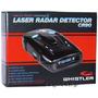 Detector De Radar Whistler Cr90 Laser W / Gps + Pantalla