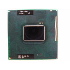 Processador Notebook Intel I3 2ª Geração