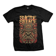 Remera Suicide Silence - Warriors