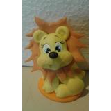 Leon Souvenirs En Porcelana Fria Animalitos Nacimiento 1 Año