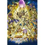 Dvd Cdz Cavaleiros Do Zodíaco Saint Seiya Soul Of Gold Ouro