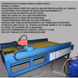 Maquina Cnc De Corte Plasma (cama Plana De 150 X 300)