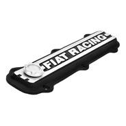 Tapa De Valvulas Fiat Racing 128 147 1 Uno Negra C-shop