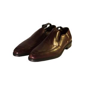 Zapatos Cuero Purpura 022 Boating Nuevos Oportunidad!