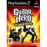 Guitar Hero World Tour Ps2 Usado Meses