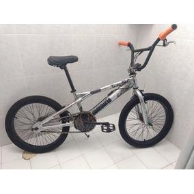 Bicicleta Rodada 20 Super Bronco Mercurio Nueva