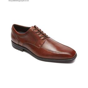 Zapatos Rockport Fairwood Macudam Cafés 12 Amer Nuevos