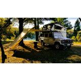 Toldo Lateral Retrátil 2,5x2,5 Para Carros - Blue Camping