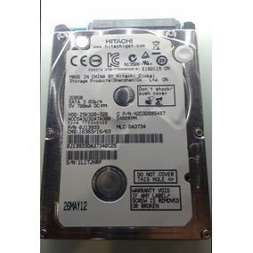 Hd Hitachi Sata 320gb Slim P/ Notebook Xbox Ps3 Com Garantia