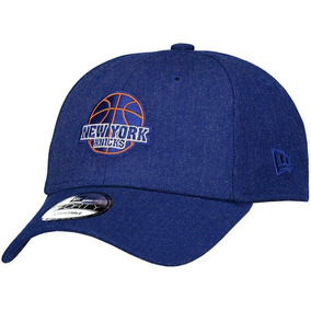 7d33ab52ea0ce Boné New Era Nba New York Knicks 940 Azul Mescla