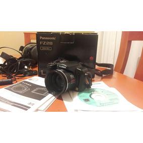 Vendo Camara Panasonic Lumix Fz28