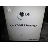 Lg Estereo Car Cd / Mp3 Receiver