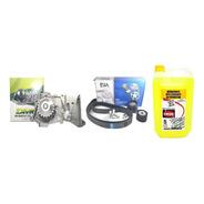 Kit Distribucion K4m + Bomba Agua + Refrigerante Duster 1.6
