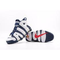 Tenis Nike Air Pippen Uptempo Olimpico