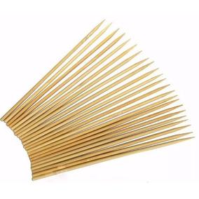 Espeto Bambu 25 Cm Churrasco 4.000 Palitos