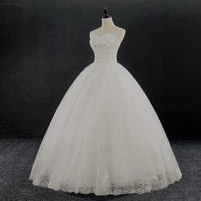 Vestido Princess Tmc Romântico De Casamento Noiva Debutante