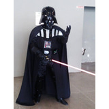 Fantasia Darth Vader Star Wars C/sintetizador De Voz