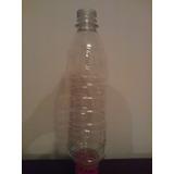 Botellas De Plástico 1/2 Litro