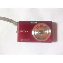 Camara Sony Cyber Shot 10.1 Mp Dsc-w180
