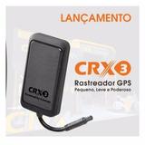O Melhor Rastreador Crx3 Não Descarrega Bateria Da Moto