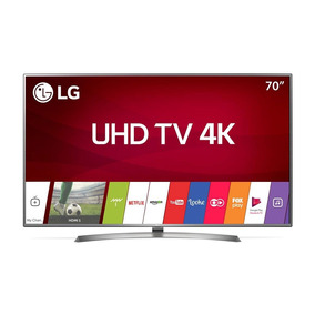 Smart Tv Led 70 Polegadas Lg 70uj6585 Ultra Hd 4k Com Conver