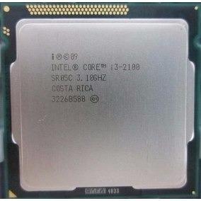 Processador 1155 Intel Core I3 2100 3.10ghz 3mb Oem