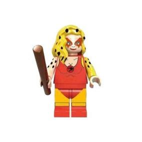 Genial Figu Sax 61 Cheetara Thundercats Compatible Con Lego