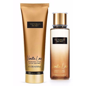 Kit Creme + Body Splash Victorias Secret Vanilla Lace