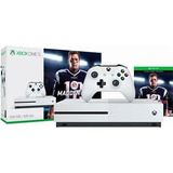 Consola Microsoft Xbox One S Madden Nfl 12 Meses Sin Interes