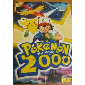 Álbum Pokemon 2000 The Movie Chiclete Buzzy Frete Grátis