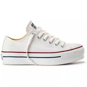 b8721bdc1b1 ... low price zapatillas converse all star chuck taylor plataforma blancas  ddd30 eeccf