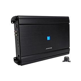 Alpine Mrv-m1200 Monoblock 1200 Watts Rms Clase D Amplificad