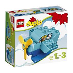 Lego Duplo - O Meu Primeiro Aviao M. Brinq