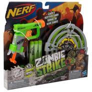 Nerf Zombie Strike - Kit Com 3 Alvos E 03 Dardos -cod. A6636