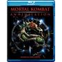 Blu-ray Mortal Kombat Aniquilação - Legendas Em Portugues