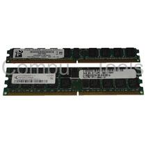Memorias Ddr2 Pc2-5300r-555 2gb Servidor Y Workstation Ecc