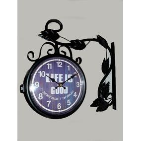 d7784e65fdb Relogio Julio Verne E Voltaire - Relógios no Mercado Livre Brasil