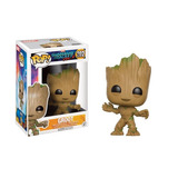 Funko Pop Groot Guardianes De La Galaxia Vol 2