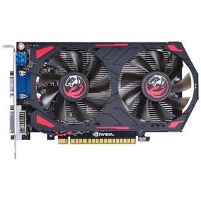 Placa De Video Pcyes Geforce 2gb Gtx 750ti 128 Bits Gddr5
