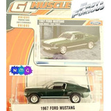 Fast & Furious 1967 Ford Mustang Greenlight 1/64 Nmg