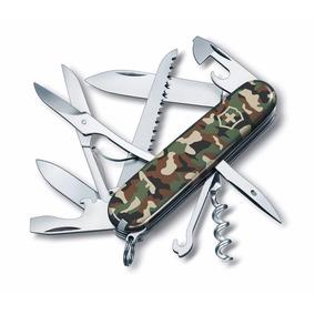 Navaja Victorinox Swiss Army, Huntsman, Camo