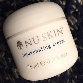 Nuskin Nu Skin Rejuvenecedora Crema Hidratante Face Spa