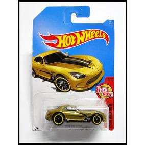 Hot Wheels Treasure Hunt Super Th $ Viper Srt 2013