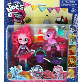 Muñeca Equestria Girl Mini + 1 My Little Pony Juguetes Niña