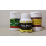Hiper Kit 3 Diversos - Slim Shape, Slim Detox, Dry Belly