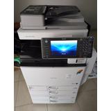 Fotocopiadora Laser Color Ricoh Mp C3502