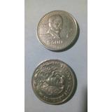 Moneda De 500 Pesos Madero, 1987-1988-1989