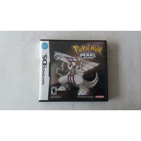 Pokemon Pearl Version - Nintendo Ds - Original