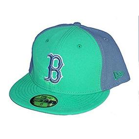 Boston Red Sox Cupieron El Sombrero Del Tamaño 8 Gorras De