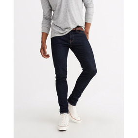 Calça Skinny Masculina Abercrombie & Fitch